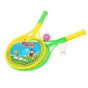 juguetes raqueta de tenis para niños, 2rackets / pack (color al azar)