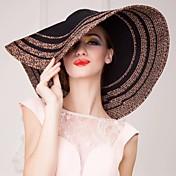 바구니 세공품 크리스탈 패브릭 티아라 모자 1 결혼식 파티 / 이브닝 캐쥬얼 집 밖의 투구