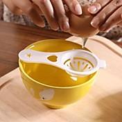 huevo separador blanco utensilios de cocina