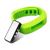 bluetooth 2.1 reloj deportivo inteligente con recuento podómetro / calorías androide