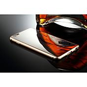 Etui Til iPhone 6s Plus iPhone 6 Plus Apple iPhone 6 Plus Bakdeksel Hard Metall til iPhone 6s Plus iPhone 6 Plus