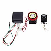 sistema de alarma de seguridad antirrobo de moto de arranque del motor de control remoto