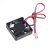 3cm refrigeración delgado ventilador de la tarjeta gráfica 12v ventilador