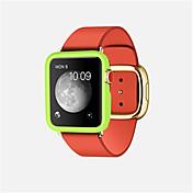 tpu fargerike beskyttende dekselet for apple iwatch (38 mm)