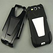 용 삼성 갤럭시 케이스 충격방지 케이스 뒷면 커버 케이스 갑옷 실리콘 Samsung S3