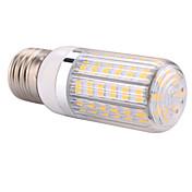 E26/E27 LED 콘 조명 T 60 LED가 SMD 5730 따뜻한 화이트 차가운 화이트 1200lm 2800-3200/6000-6500K AC 220-240 AC 110-130V