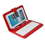 7 인치 andriod 태블릿에 대한 dgz 보편적 인 키보드와 케이스