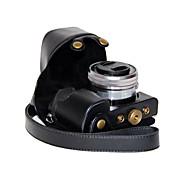 16-50mm 렌즈와 소니 ILCE-6,000리터의 ILCE-6000 A6000에 대한 dengpin PU 가죽 카메라 케이스 가방 커버 (모듬 색상)