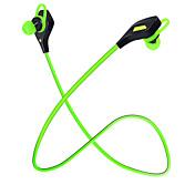 과 (귀) 블루투스 헤드셋 이동 이어폰 ® plextone의 bx200 마이크 / 음악