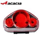 Luces para bicicleta luces de seguridad Luz Trasera para Bicicleta - - Ciclismo Fácil de Transportar pila de botón Lumens Batería Ciclismo