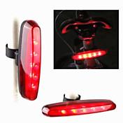 자전거 라이트 LED 전구 자전거 후미등 레이저 LED - 싸이클링 색상-변화 경고 레이져 LED 라이트 400 루멘 USB 사이클링