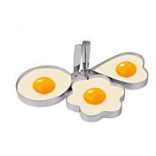 huevos fritos molde (3 / grupo)
