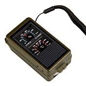 arrancador de fuego / silbido de la supervivencia / Compases / Termómetro / Lupa Camping / Al Aire LibreMulti Function / Náutico /