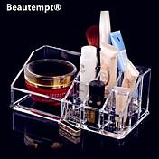 Kosmetikk- oppbevaring Toalett Plast Multi-function / Eco-Friendly / Reisen / Gave