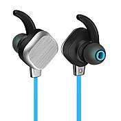 a prueba de sudor magnética graves profundos inalámbrica deporte estéreo 4.1 del bluetooth del auricular del auricular, reproducir