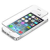아이폰 5 / 5S / 5C에 대한 마이크로 화이버 천으로 0.3mm의 강화 유리 화면 보호기