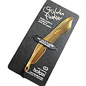 plumas marcador fina de acero inoxidable