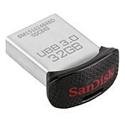 SanDisk 32GB memoria USB Disco USB USB 3.0 El plastico