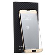 Skjermbeskytter Samsung Galaxy til S7 edge Herdet Glass Skjermbeskyttelse Anti-fingeravtrykk