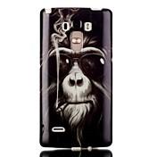 Para Funda LG Carcasa Funda Transparente Diseños Cubierta Trasera Funda Animal Suave TPU para LG LG Stylus G4 / LS770