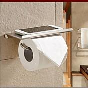 Toalettrullholder / Sølv Rustfritt Stål /Moderne