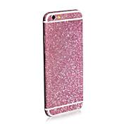 1 stk Heldekkende beskyttelse til Glimtende Glitter Glimtende Glitter iPhone 6s/6