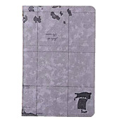 Etui Til iPad Mini 3/2/1 med stativ Heldekkende etui Landskap PU Leather til iPad Mini 3/2/1
