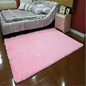 Kreativ Fritid området tepper polyester, Overlegen kvalitet Firkant Formet Multi-farge Teppe