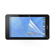 clara la película del protector de pantalla brillante para uno de Acer Iconia de la tableta 7 b1-770