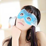 Viaje Máscara de Viaje para Dormir Descanso en Viaje Transpirabilidad Protección Solar Libre de Estática Plegable Portable Plástico