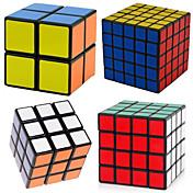 Cubo de rubik 4 piezas Shengshou 2*2 5*5*5 4*4*4 3*3*3 2*2*2 Cubo velocidad suave Cubos mágicos rompecabezas del cubo Nivel profesional