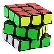 Rubiks kube YongJun 3*3*3 Glatt Hastighetskube Magiske kuber Kubisk Puslespill profesjonelt nivå Hastighet Kvadrat Nytt År Barnas Dag Gave