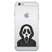 Etui Til Apple Etui iPhone 5 iPhone 6 iPhone 7 Ultratynn Mønster Bakdeksel Tegneserie Myk TPU til iPhone 7 Plus iPhone 7 iPhone 6s Plus