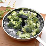 Vegetable Steamer 1PC Multifunción / Mejor calidad / Alta calidad / Cocina creativa Gadget Utensilios de cocina Acero inoxidable