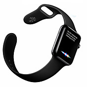 Ver Banda para Apple Watch Series 3 / 2 / 1 Apple Correa Deportiva Fluoroelastómero Correa de Muñeca