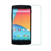 Skjermbeskytter LG til LG Nexus 5 PET 1 stk Ultratynn