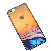 Etui Til Apple iPhone 6 Plus / iPhone 6 Mønster Bakdeksel Landskap Myk Silikon til iPhone 7 Plus / iPhone 7 / iPhone 6s Plus