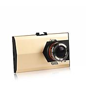 dvr del coche de 3.0 pulgadas cámara dashcam full hd grabador de vídeo 1080p g-sensor de levas tablero de visión nocturna