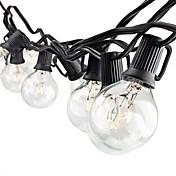 Lysslynger 0 LED Varm hvit Vanntett 110V