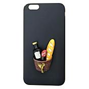 용 DIY 케이스 뒷면 커버 케이스 과일 하드 PC 용 Apple 아이폰 7 플러스 아이폰 (7) iPhone 6s Plus/6 Plus iPhone 6s/6
