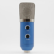 Tilkoblet-håndholdt Mikrofon-Computer MikrofonWithUsb