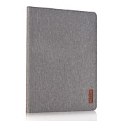 Etui Til Apple med stativ Heldekkende etui Ensfarget Hard PU Leather til iPad 4/3/2 / Apple