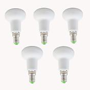 exup® 7w e14 550-600lm led par luces r39 12smd 2835 decorativas blanco cálido blanco frío ac 220-240v