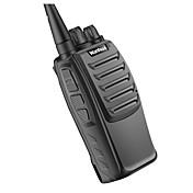 wanhua 26 Walkie-talkie Håndholdt Dobbelt bånd Overvågning >10 km >10 km 16 5 Walkie Talkie Toveis radio
