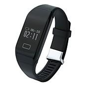 Pulsera inteligente H3 for iOS / Android Monitor de Pulso Cardiaco / Calorías Quemadas / Pantalla Táctil / Distancia de Monitoreo / Podómetros Temporizador / Seguimiento de Actividad / Seguimiento
