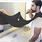 1pcs barba delantal recolección de tela babero facial pelo recortes ave afeitar colector cabo casa