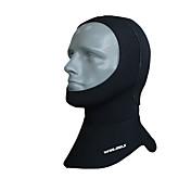 WINMAX Hombre Mujer Unisex 5mm Capuchas de Buceo Impermeable Mantiene abrigado Secado rápido Aislado Transpirable Nailon Neopreno Traje