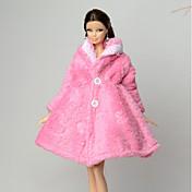 Más Accesorios por Muñeca Barbie  Chaqueta por Chica de muñeca de juguete