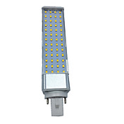 10W G23 E26/E27 G24 Luces LED de Doble Pin T 55 leds SMD 2835 Decorativa Blanco Cálido Blanco Fresco 1000-1100lm 3000/6000K AC 100-240 AC
