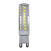 G9 Luces LED de Doble Pin T 51 leds SMD 2835 Impermeable Decorativa Blanco Cálido Blanco Fresco 350-400lm 3000/6000K AC 100-240V